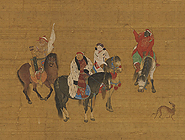 Kublai Khan Hunting