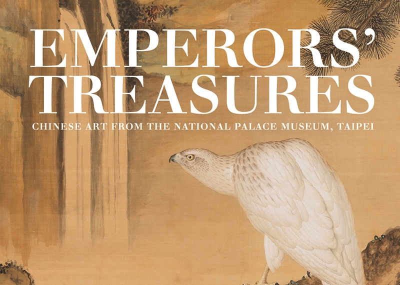 Emperor's Treasures  Chinese Art from the National Palace Museum, Taipei