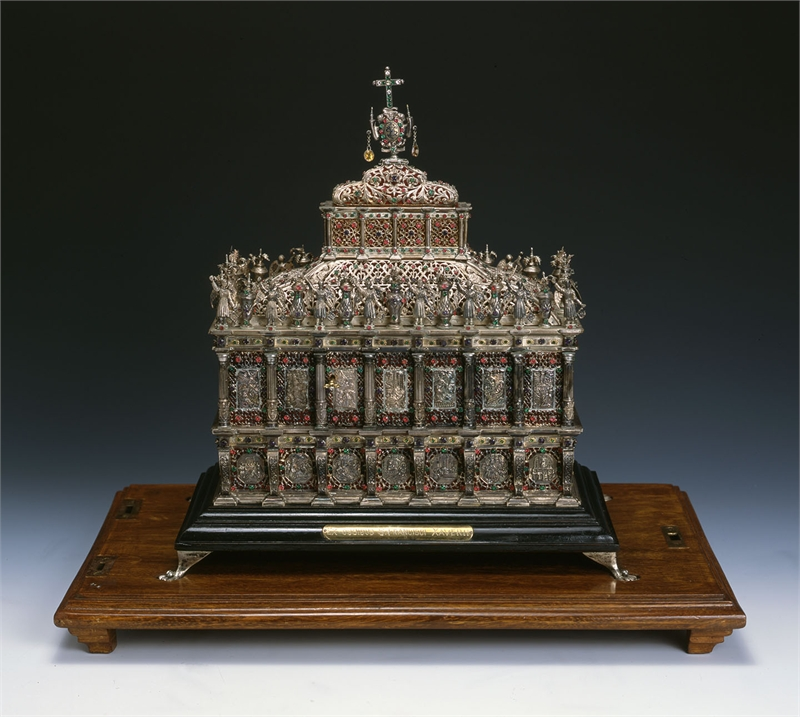 Treasures from Heaven-A Special Exhibition of Artifacts from the Holy See