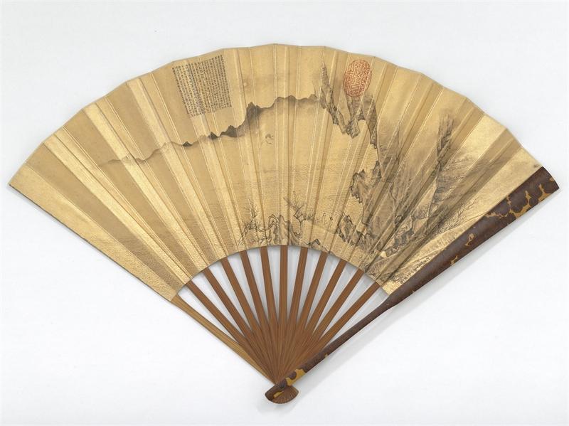 惠風和暢—摺扇集萃特展