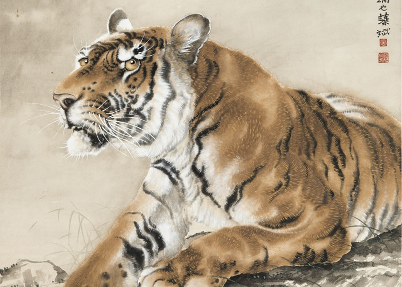 Fine Works Donated to the National Palace Museum: A Selection of Paintings by Guangdong Artists