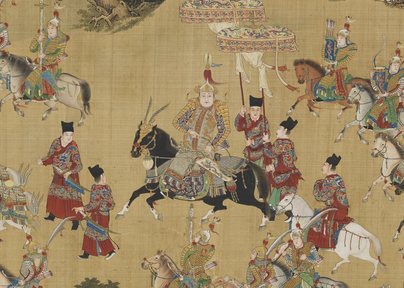 Expedition to Asia—The Prominent Exchanges between East and West in the 17th Century
