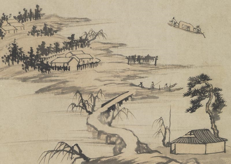 Famous Paintings Donated and Entrusted to the National Palace Museum