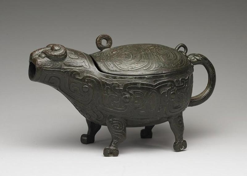 Appraisal of the Past: The Imperial Bronze Collection during the Qianlong Reign