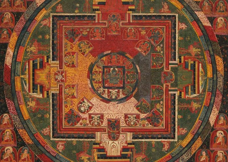 院藏藏傳佛教文物賞析