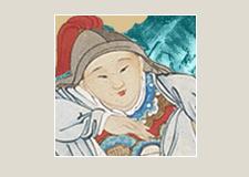 Хуа Му-лань (Выставочная серия 01)